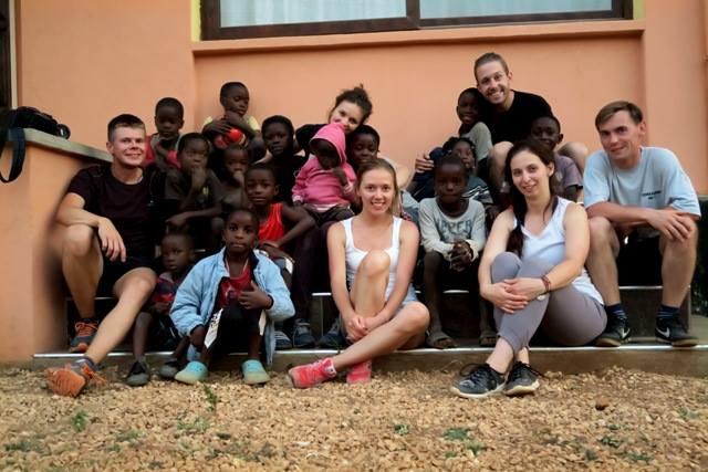 ZAMBIA – początek wolontariatu i audycja misjonarza
