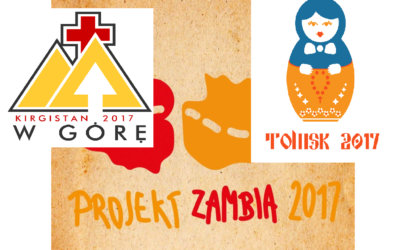 Nasze wolontariaty w mediach: Zambia, Kirgistan, Tomsk