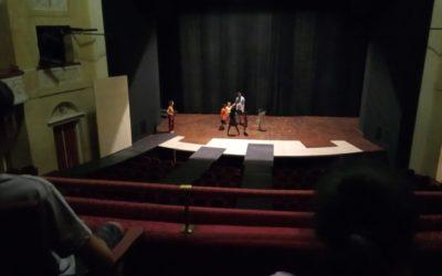 Warsztaty teatralne w Teatrze Polskim
