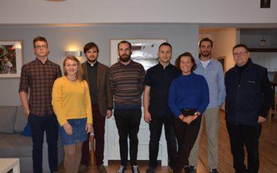 Spotkanie ewaluacyjne wolontariatów zagranicznych