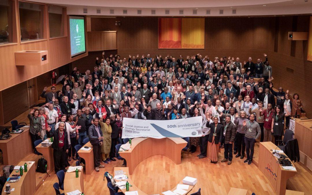 Jubileusz Sekretariatu Sprawiedliwości Społecznej i Ekologii w Rzymie
