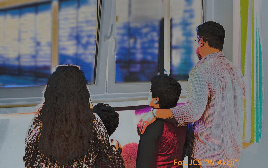 Pomoc rodzinie Mary i Emada