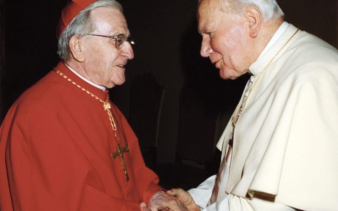 Rocznica wizyty Jana Pawła II w Toruniu. Spotkanie misjonarzy.