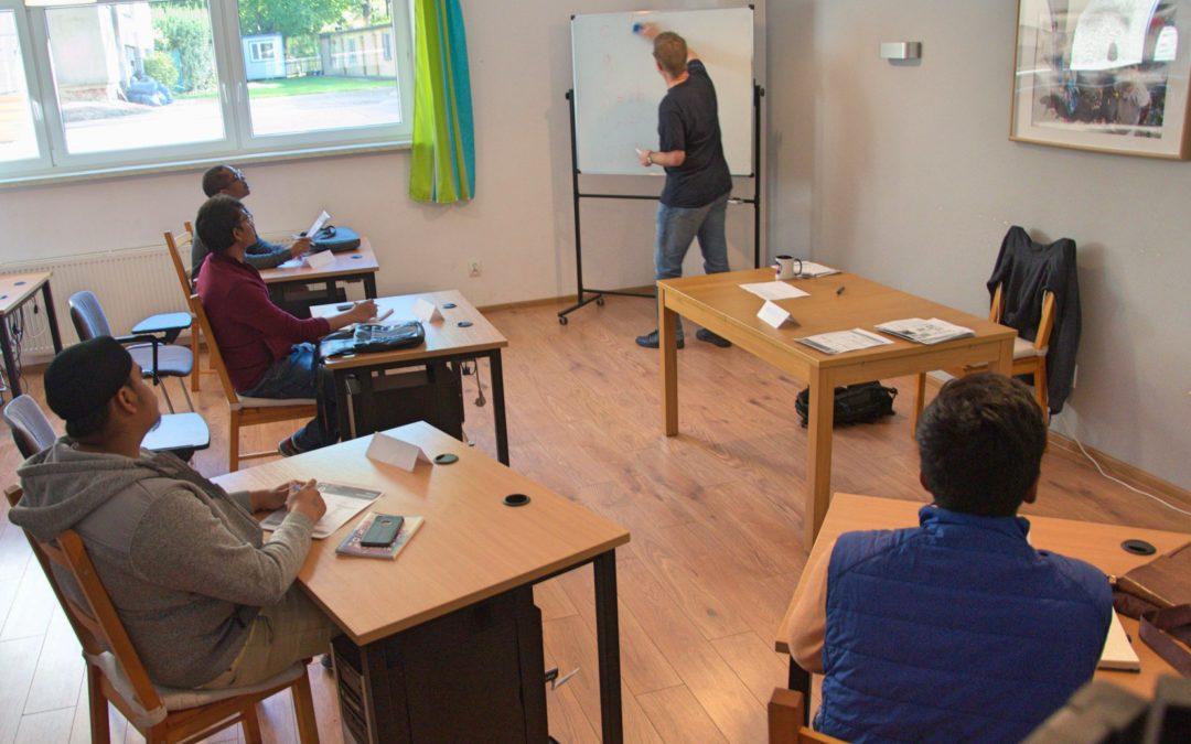 Zajęcia edukacyjne i mentoring w JCS