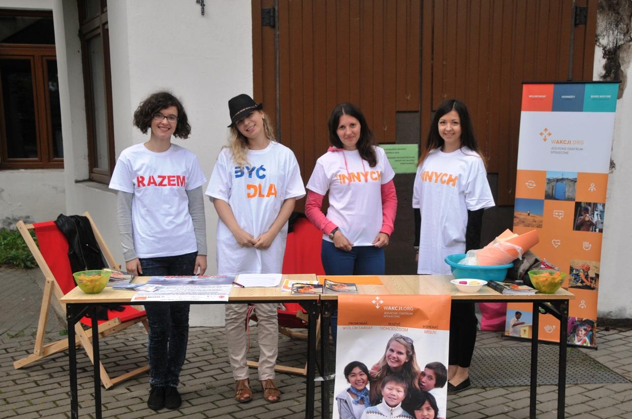 """Festiwal Wielu Kultur """"Razem być dla Innych"""" – dzień II"""