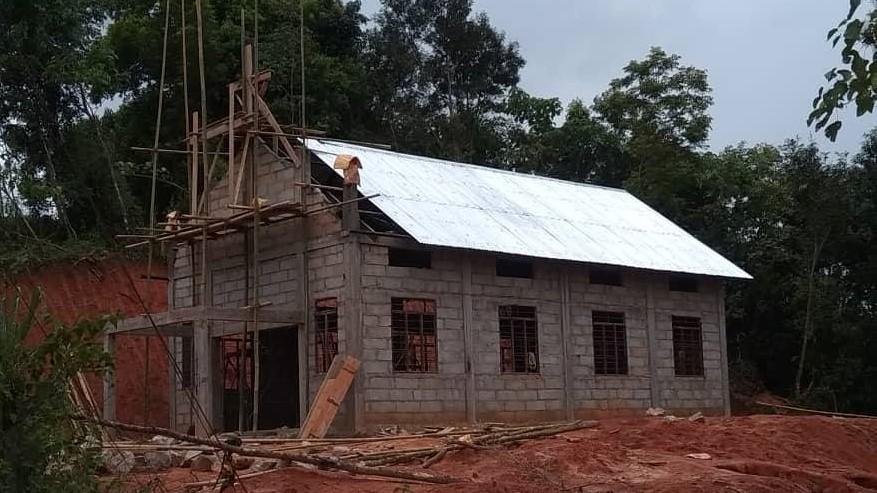 Zbudować kościół. Być Kościołem.