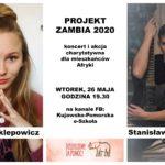 Koncert wolontariuszy Projekt Zambia 2020