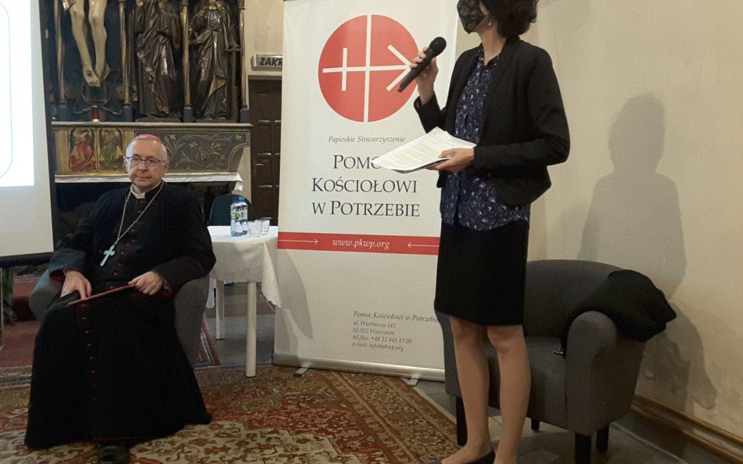 Milczące dzwony Mosulu. Świadectwo Arcybiskupa Stanisława Gądeckiego.