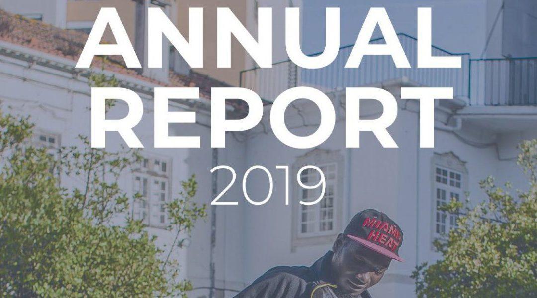 Jesuit Refugee Service – Raport Roczny (2019)