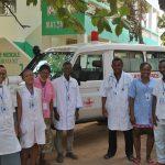 Ratujemy Życie - Misyjny Ambulans 2020