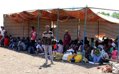 Pogłębiający się kryzys humanitarny w regionie Tigray (Etiopia)