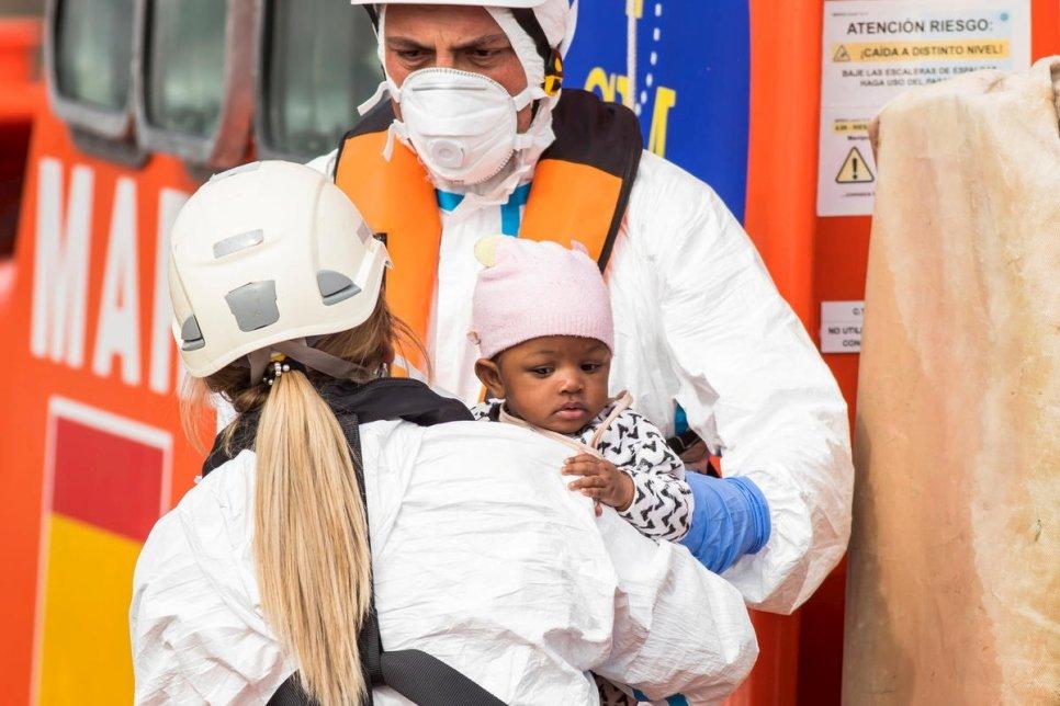 Wyspy Kanaryjskie – Zwiększony napływ migrantów i uchodźców