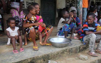 Doraźna pomoc dla uchodźców z Wybrzeża Kości Słoniowej