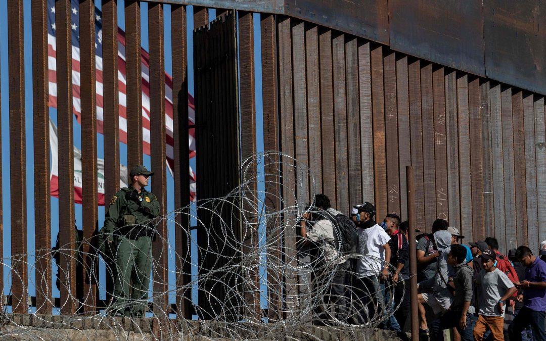 Ameryka Południowa – Mur murowi nierówny