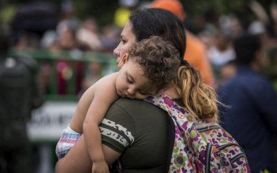 Wenezuela w obliczu kryzysu migracyjnego