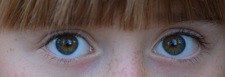 Oczy szeroko otwarte