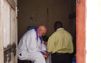 Weekend w zambiskiej misji