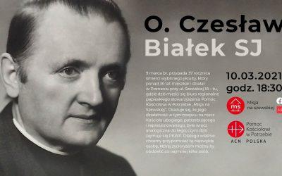Misja o. Czesława Białka SJ