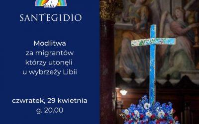Modlitwa za ofiary tragedii