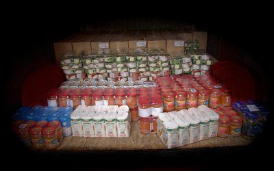 Wsparcie żywnościowe dla potrzebujących