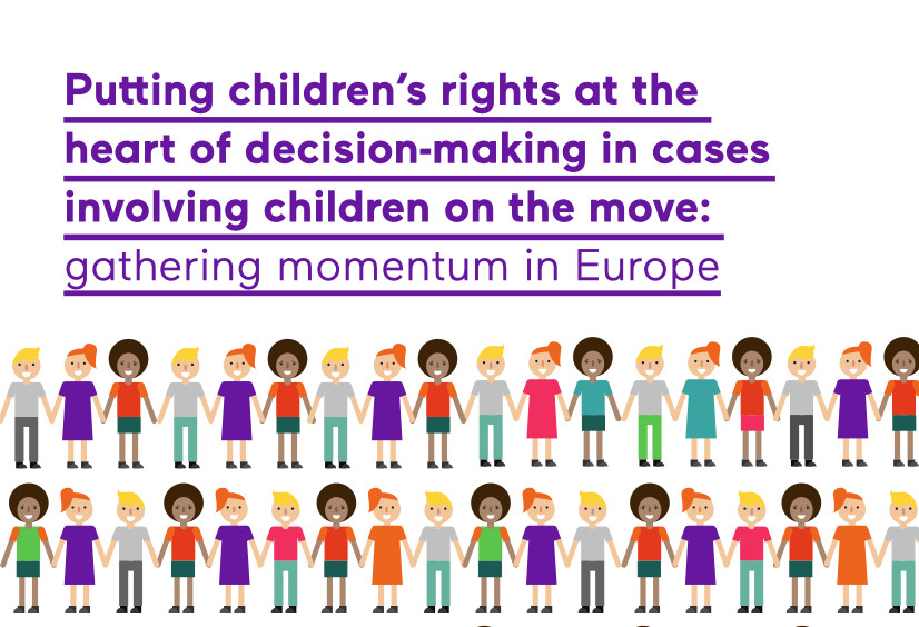 European Child Rights Helpdesk Advocacy Report