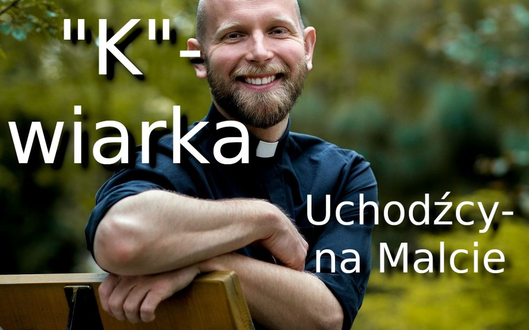 O pracy wśród uchodźców z o. Romanem Groszewskim SJ