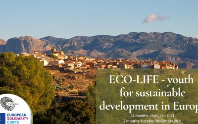 Eco Life – spend a year in Spain